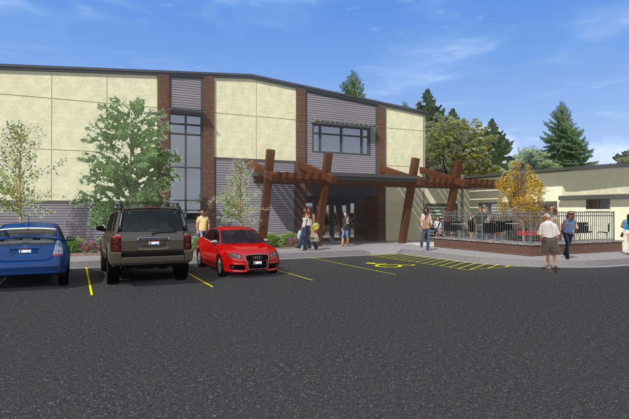 Boise church renovation design by mountain west architects for Architects in boise idaho