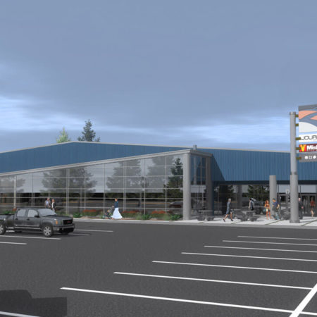 Colorado multi-use | commercial architecture commercial design | Mountain West Archtiects design
