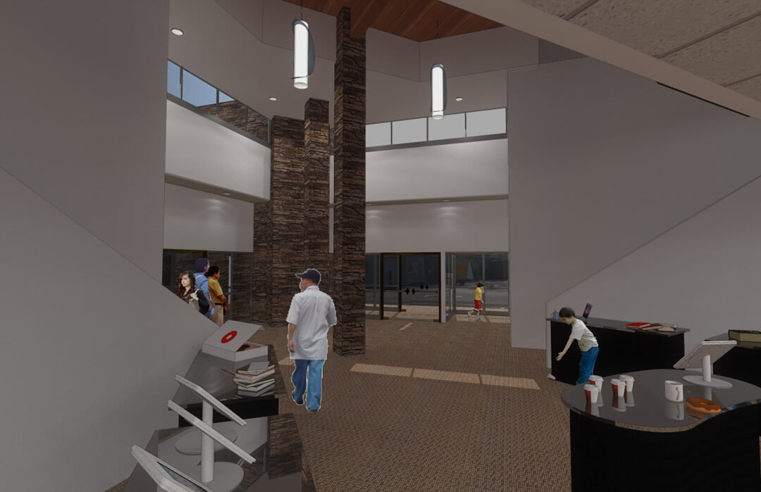 Life Church, West Valley City, Utah, Mountain West Architects, Renovation, Worship Center