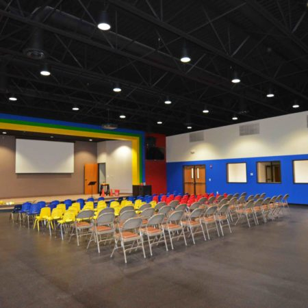 Educational Gathering Assembly