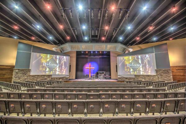 Pulpit Rock Auditorium Renovation