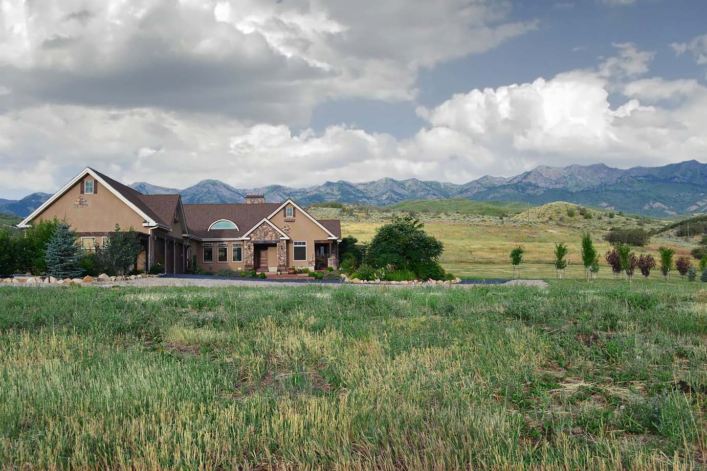 Picture of Mountain Residential Design, copyright 2017 Mountain West Architecture.